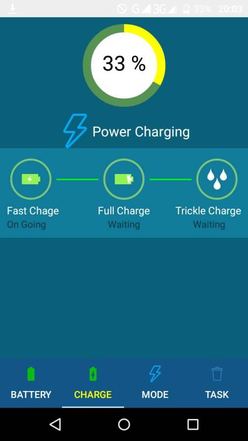 快速的电池充电节省