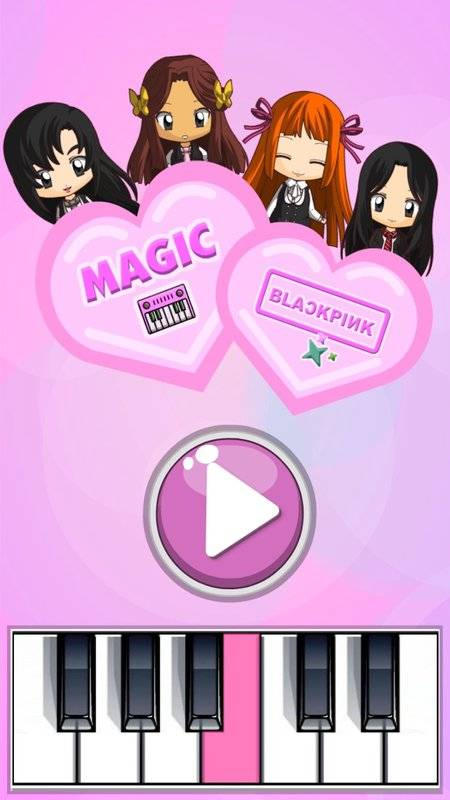 Magic Tiles - Blackpink Edition截图0