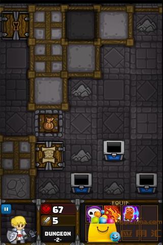 地牢爬行免费版截图4