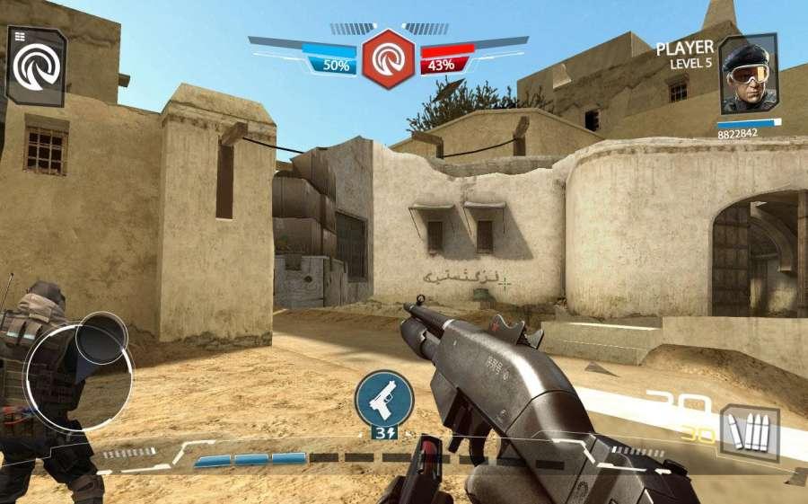 Counter Sniper Terrorist Shoot截图1