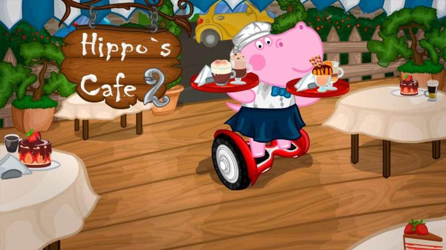 小猪佩奇咖啡馆