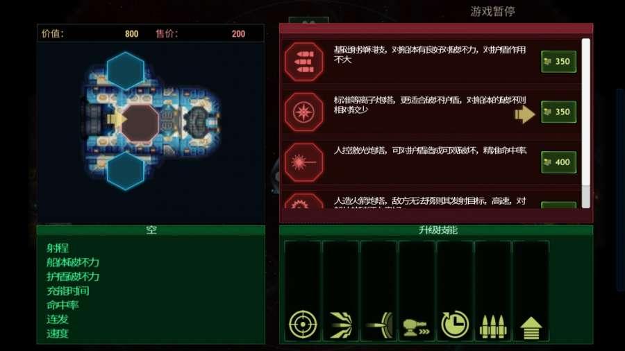 作战部队:星际围攻截图2