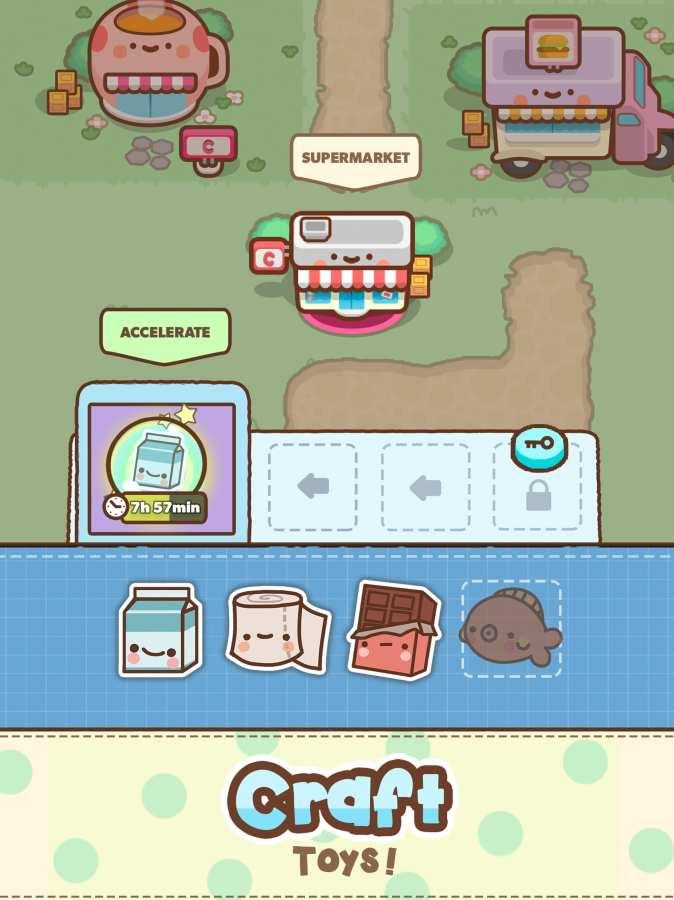 克劳波特:玩具城截图1