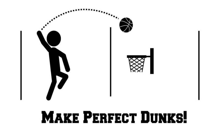 籃球黑色:火柴人的競爭