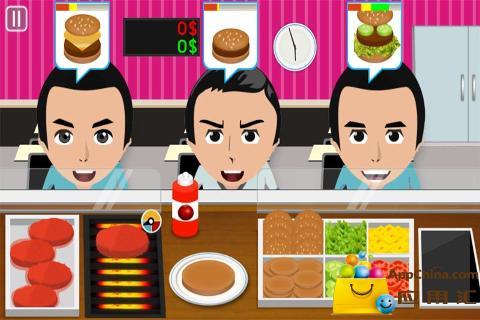 【免費模擬App】超级汉堡-APP點子