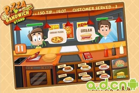 比萨&三明治烹饪站截图2