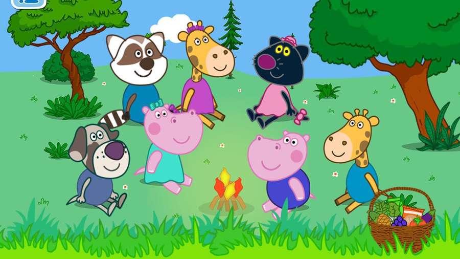 小猪佩奇童话世界