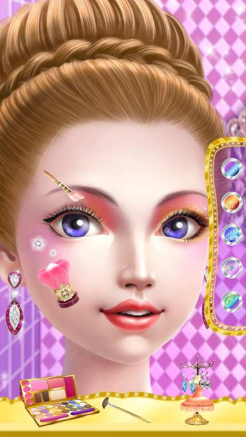 皇室公主美妆沙龙截图3