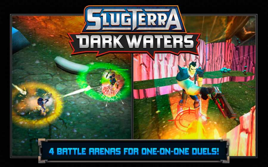 斯拉格精灵:黑暗水域截图1