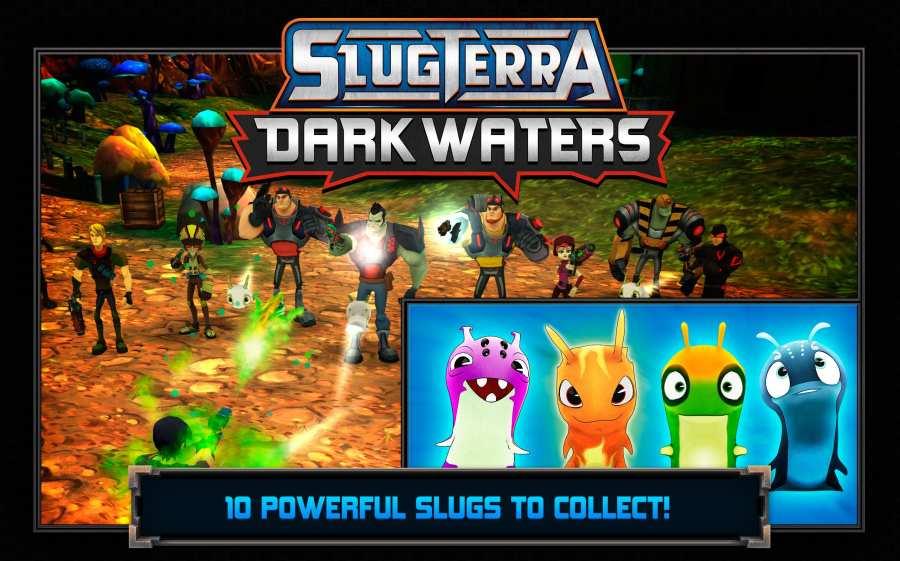 斯拉格精灵:黑暗水域截图2