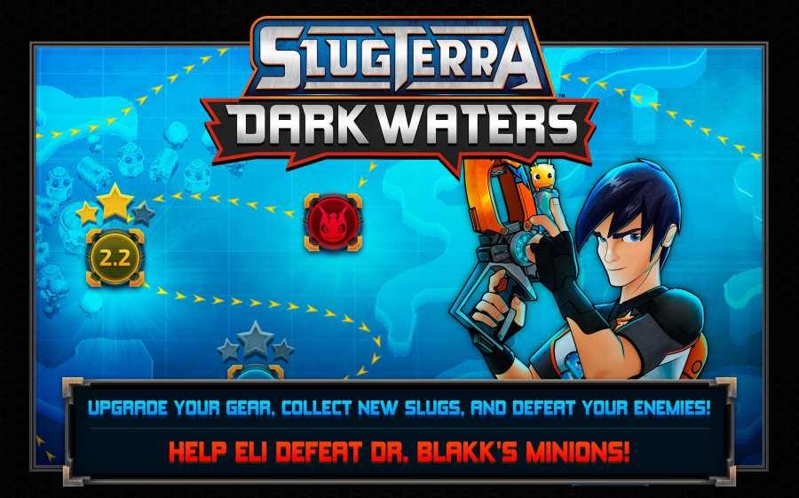 斯拉格精灵:黑暗水域截图3