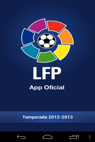 Liga de Futbol Profesional截图0