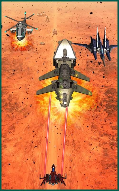 終極射擊:銀河戰鬥機