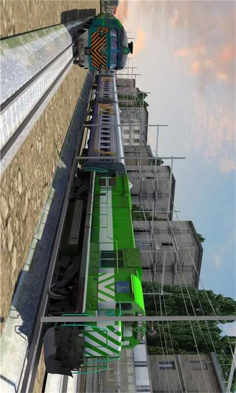 3D模拟火车截图1
