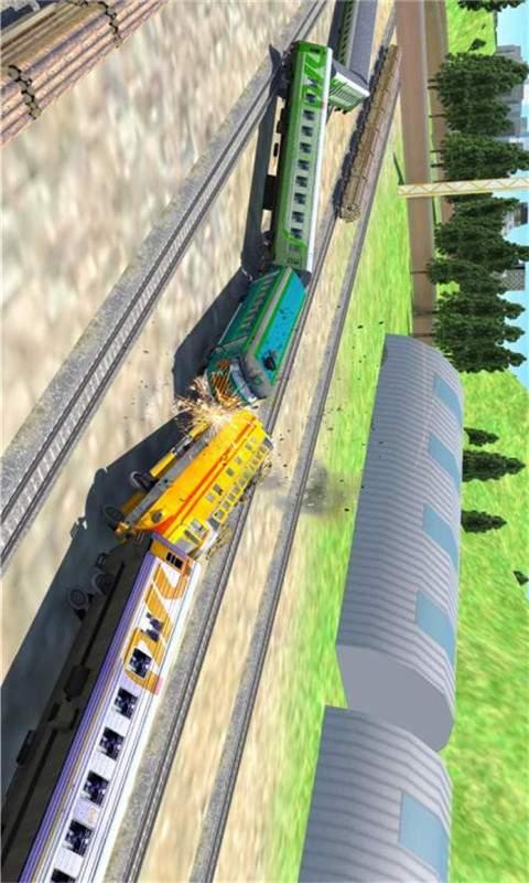 3D模拟火车截图2