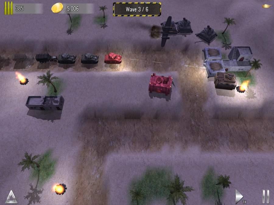 塔防帝国 - 二战坦克塔防单机游戏截图10