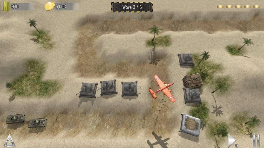 塔防帝国 - 二战坦克塔防单机游戏截图2
