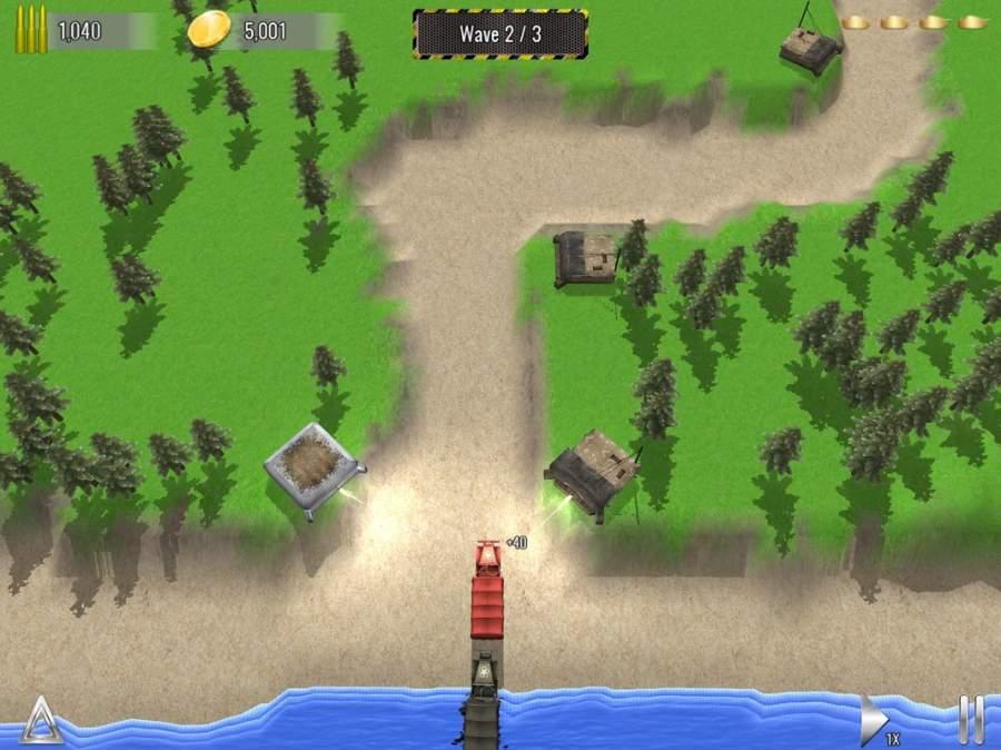 塔防帝国 - 二战坦克塔防单机游戏截图6