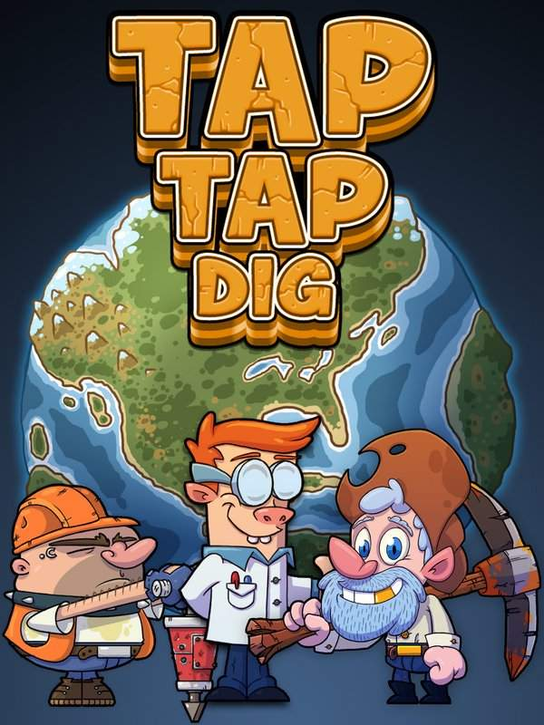 Tap Tap Dig - Idle Clicker Game截图2