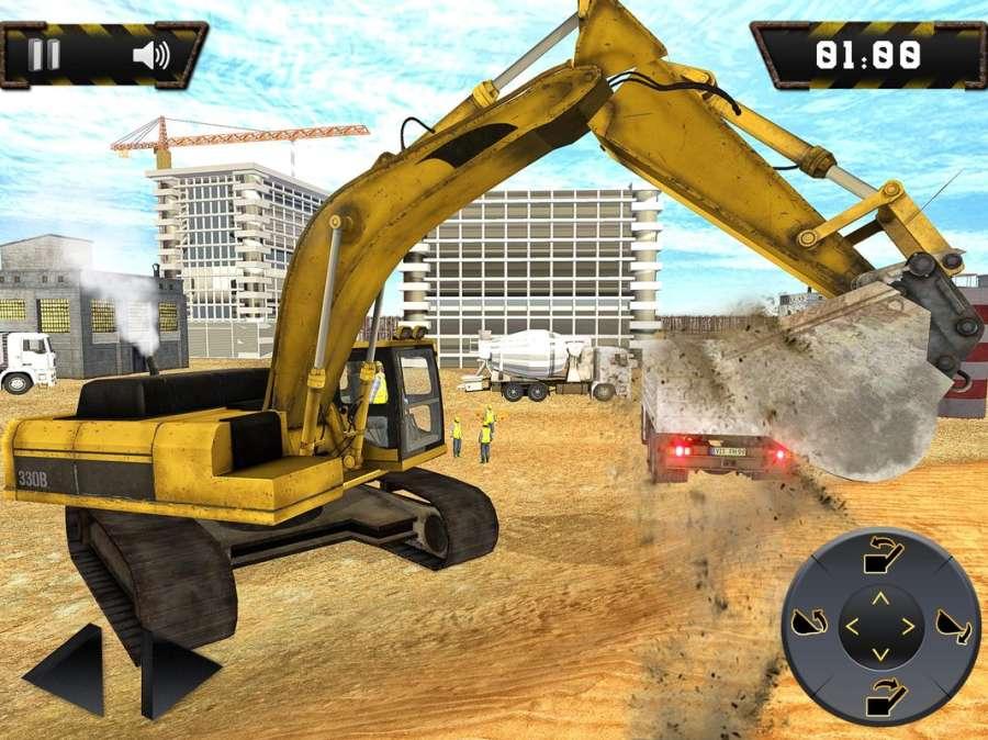 城市建设者巨型大亨模拟器截图1