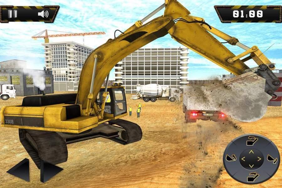 城市建设者巨型大亨模拟器截图2
