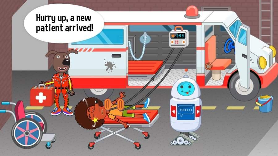 佩皮医院截图4