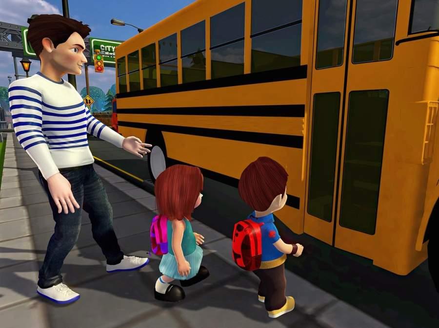 虚拟世界爸爸:幸福的家庭模拟器截图5