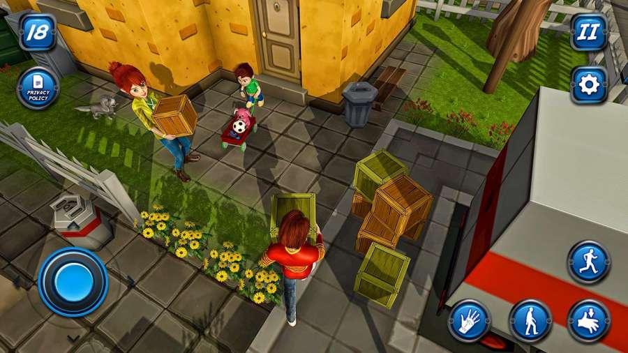 虚拟邻居生活模拟器截图3