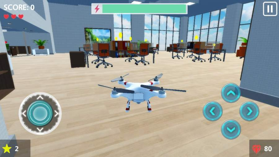 RC Drone Flight Simulator 3D截图2