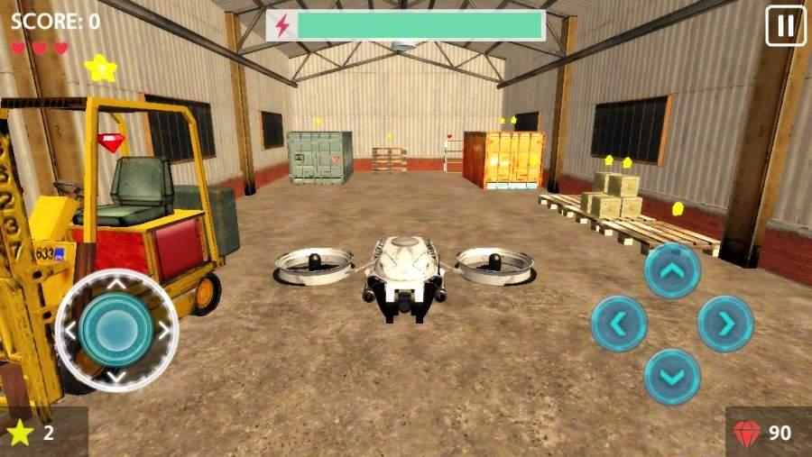 RC Drone Flight Simulator 3D截图4