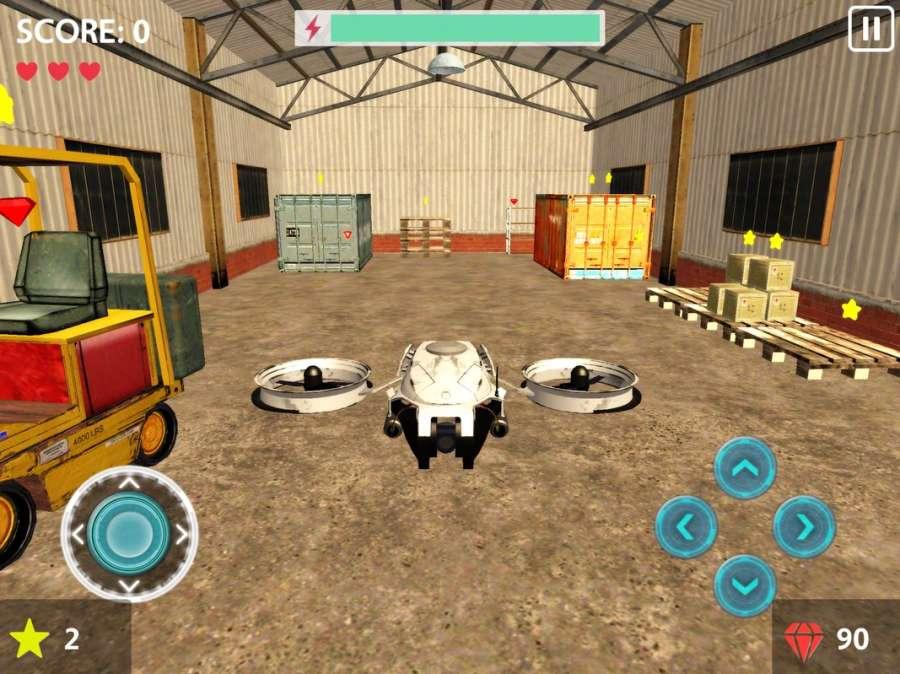 RC Drone Flight Simulator 3D截图6