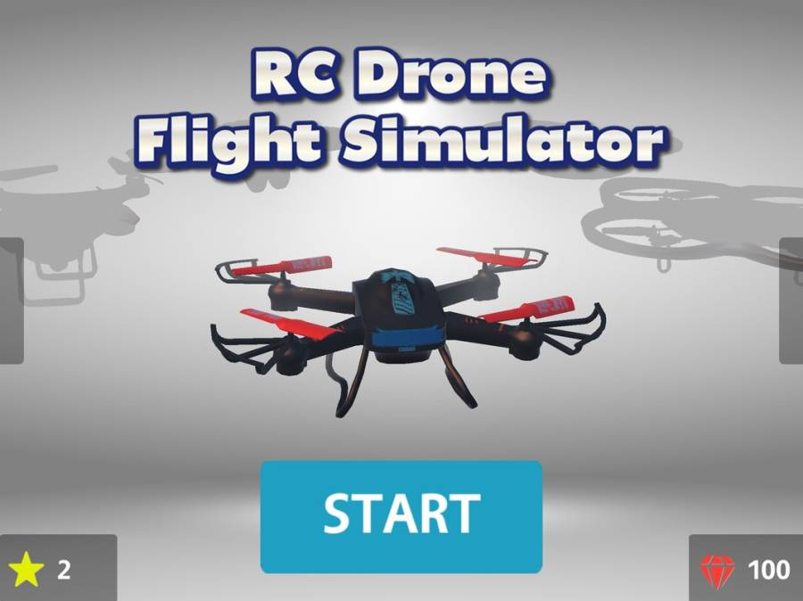 RC Drone Flight Simulator 3D截图8