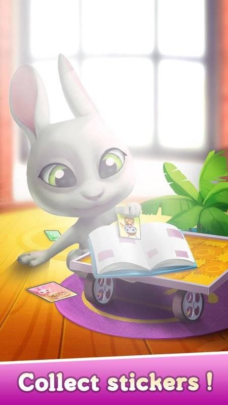 Bu 小兔子 - 虚拟宠物