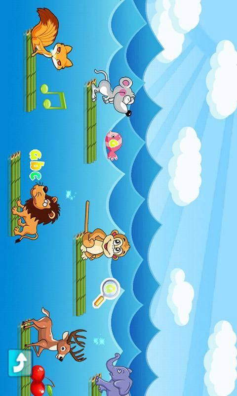宝宝学ABC-儿童游戏截图2