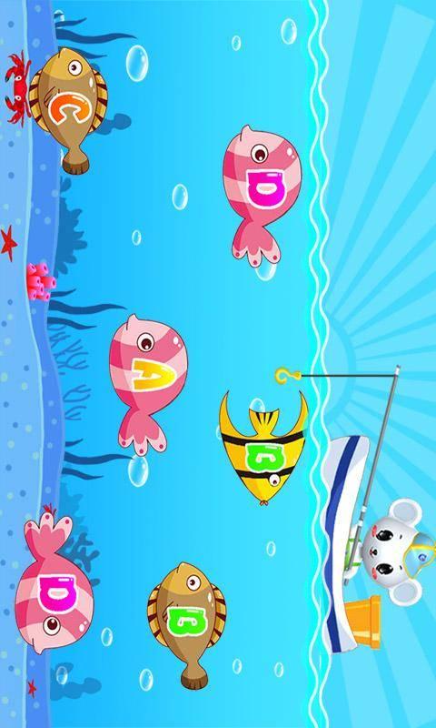 宝宝学ABC-儿童游戏截图3