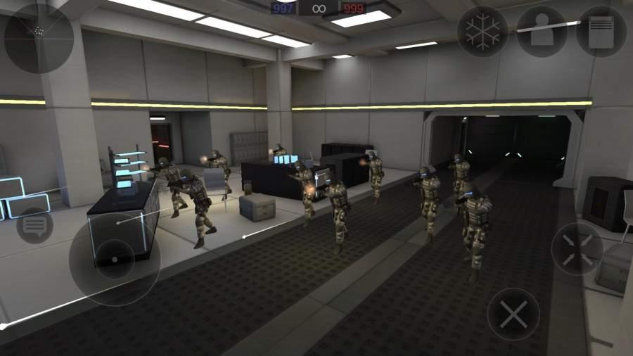 僵尸作战模拟截图2