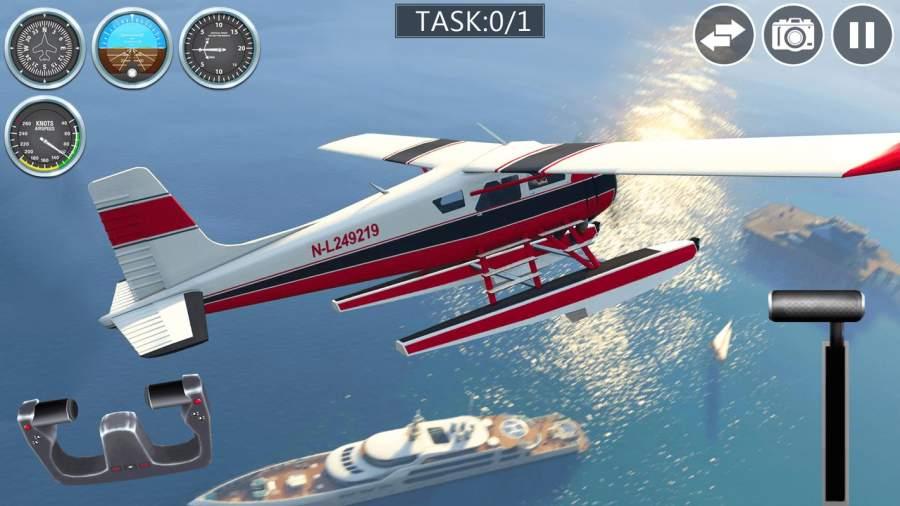 飞机:真实的飞行模拟器