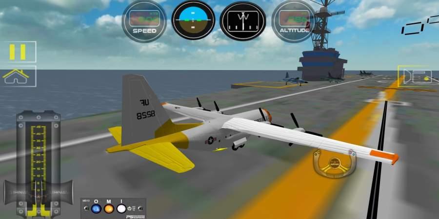 Flight Pilot截图8