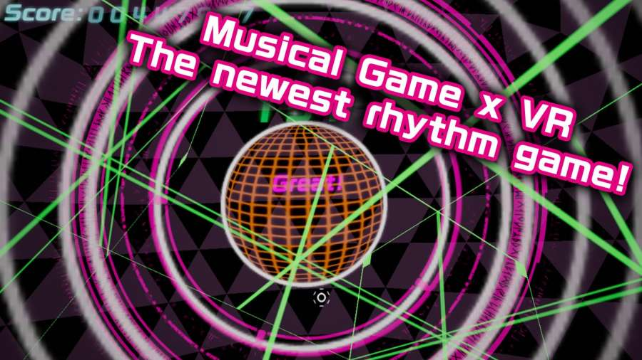 FuluBeatVR - Free Music Rhythm VR-Game截图0