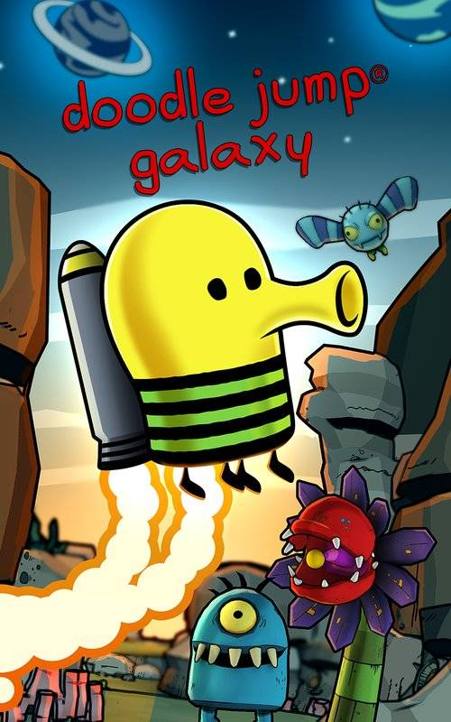 Doodle Jump Galaxy截图2