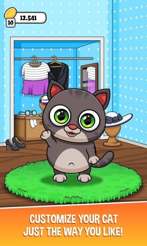 Oscar the Virtual Cat截图0