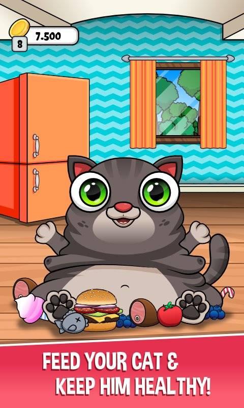 Oscar the Virtual Cat截图1