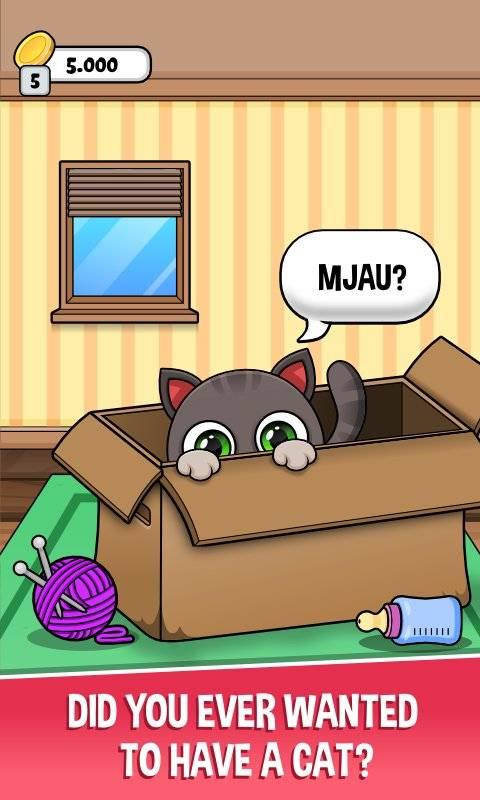 Oscar the Virtual Cat截图2