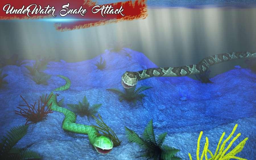 蛇模拟器2018年蟒蛇攻击:蛇追逐截图3