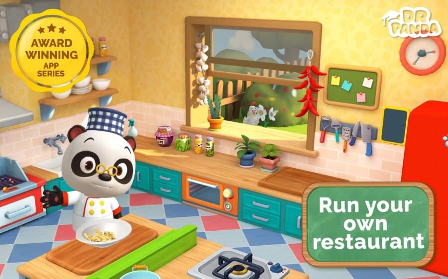熊猫博士餐厅3