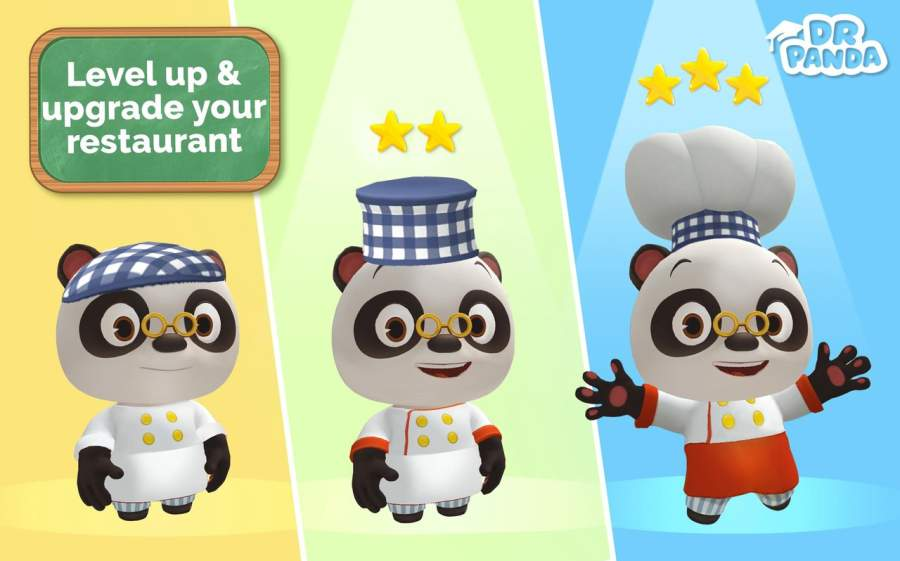 熊猫博士餐厅3截图3