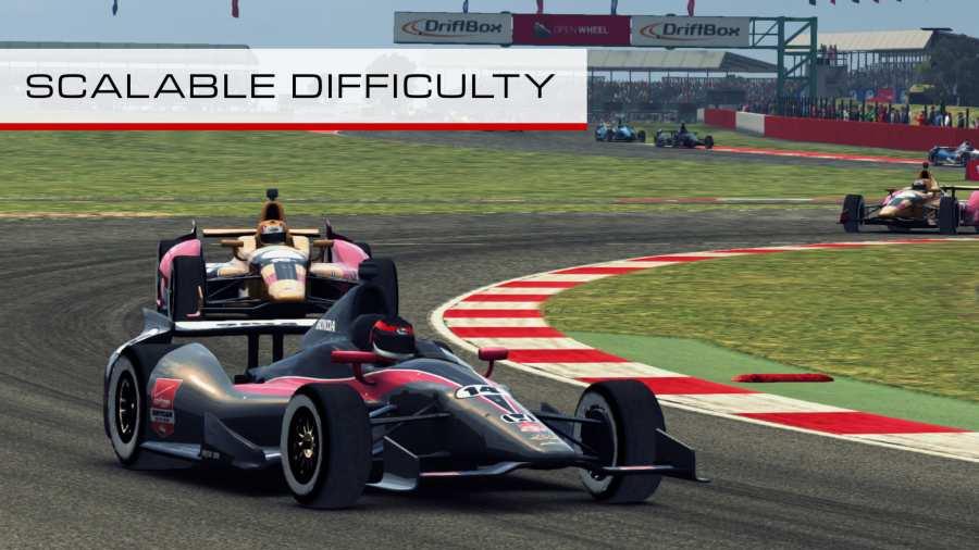 超级房车赛:汽车运动截图0