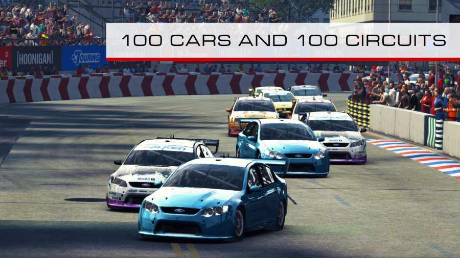 超级房车赛:汽车运动截图3