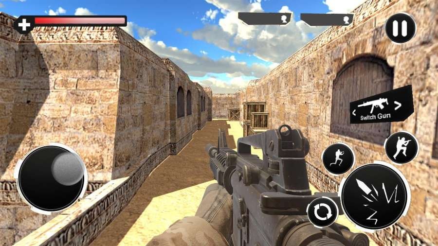 Counter Shoot Fire-FPS Terrorist Strike截图5