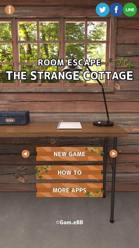 逃脱游戏 逃离不可思议的别墅截图1